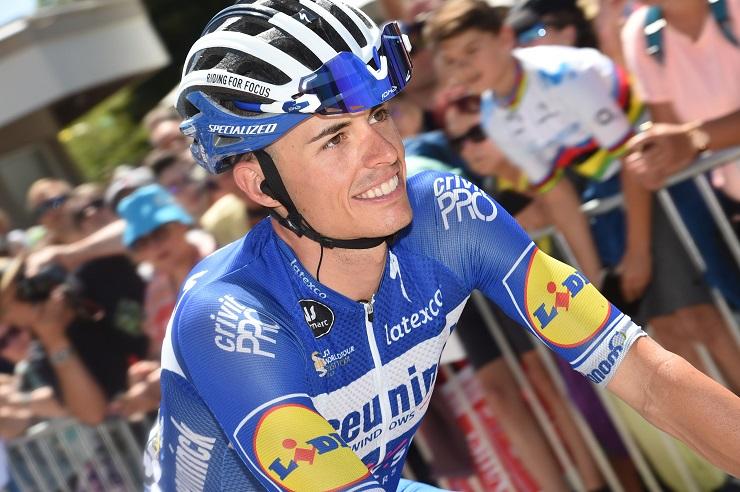 Tour de France - Mas : 'J'espère faire quelques différences'