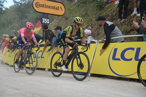 Tour de France - Yates : 'La partie en terre, c'était spécial'