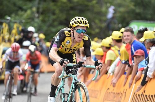 Tour de France - Steven Kruijswijk : 'Ça ne m'inquiète pas'