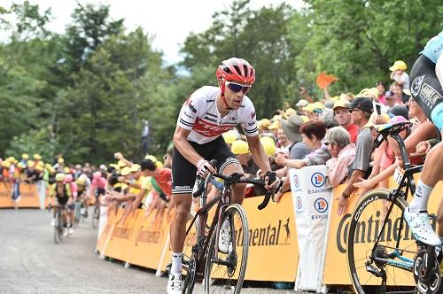 Tour de France - Porte : 'Un grand jour pour notre équipe'