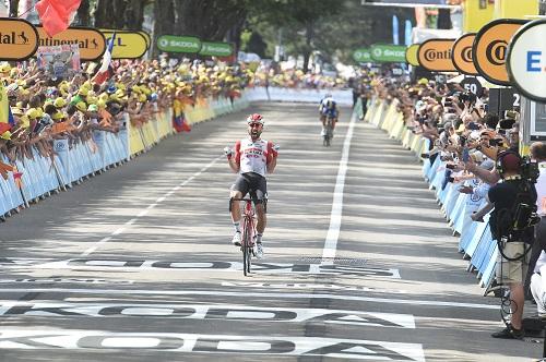 Tour de France - De Gendt : «C'est au-dessus du Ventoux»