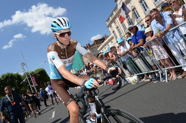 Tour de France - Bardet : 'Plus d'écarts qu'en montagne'