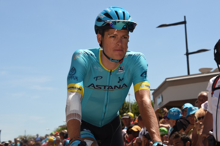 Tour de France - Jakob Fuglsang : 'Tout reste possible'