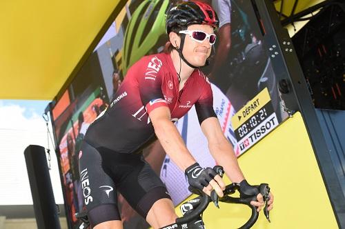 Tour de France - G. Thomas : 'Gagner le chrono serait super'