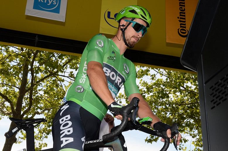 Tour de France - Peter Sagan : 'Pas très marrant aujourd'hui'