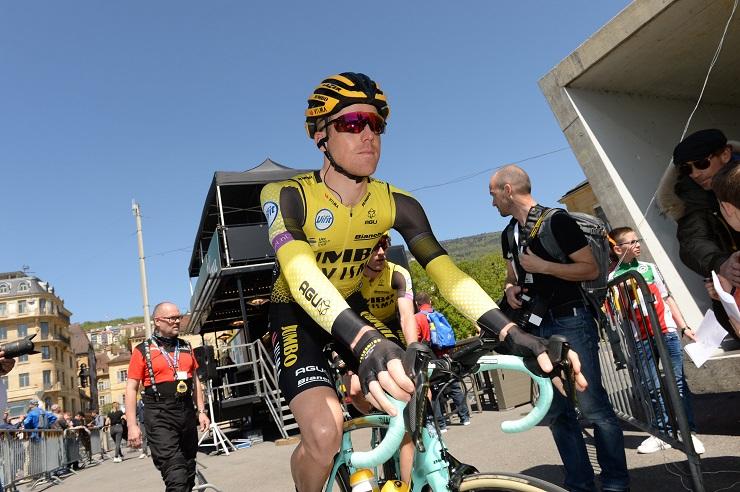 Tour de France - Kruijswijk 'malheureux' pour Wout Van Aert