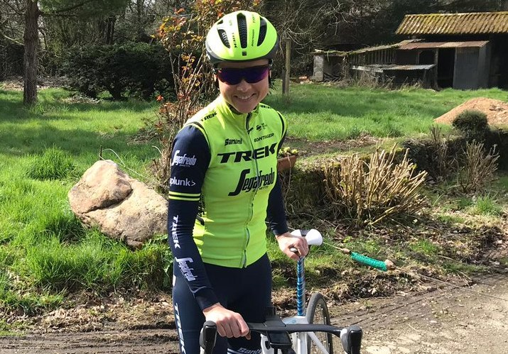 Route - Audrey Cordon-Ragot : 'Mon envie dépassait les 300%'