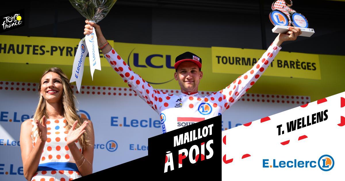 Tour de France - Tim Wellens attend 'de nouvelles opportunités'