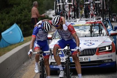 Tour de France - Thibaut Pinot : «Je serai au départ en 2020»