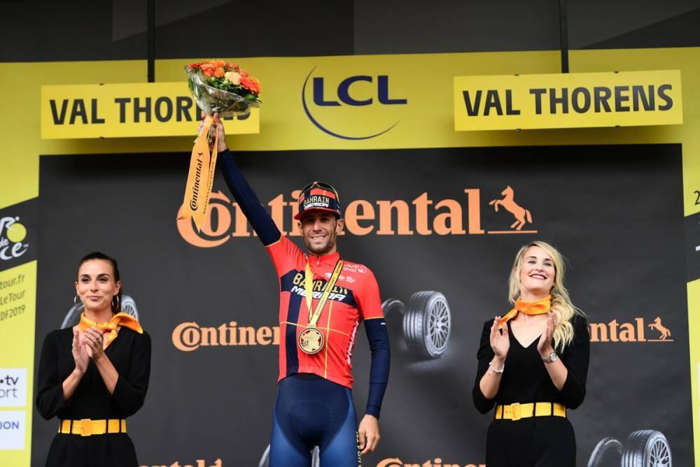 Tour de France - Vincenzo Nibali : 'Une belle revanche'