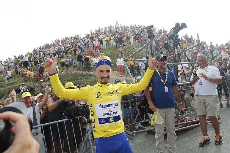 Tour de France - Julian Alaphilippe : juillet à la folie !