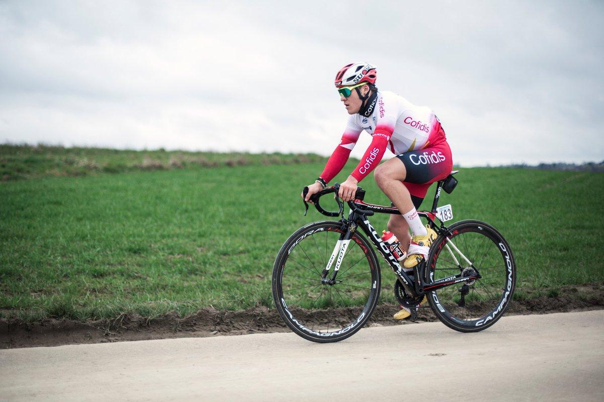 Transfert - Hugo Hofstetter rejoint Israel Cycling Academy