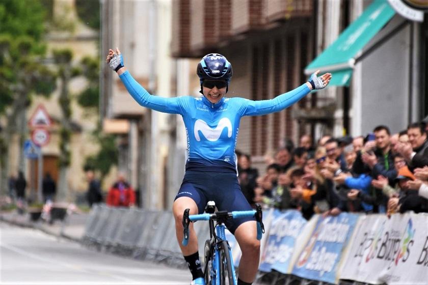 Route - L'équipe féminine Movistar prolonge 4 de ses cadres