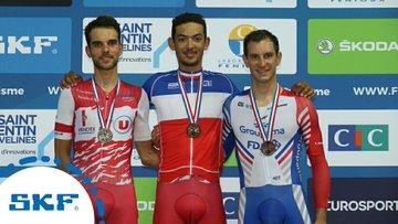 Piste - Tous les vainqueurs des championnats de France