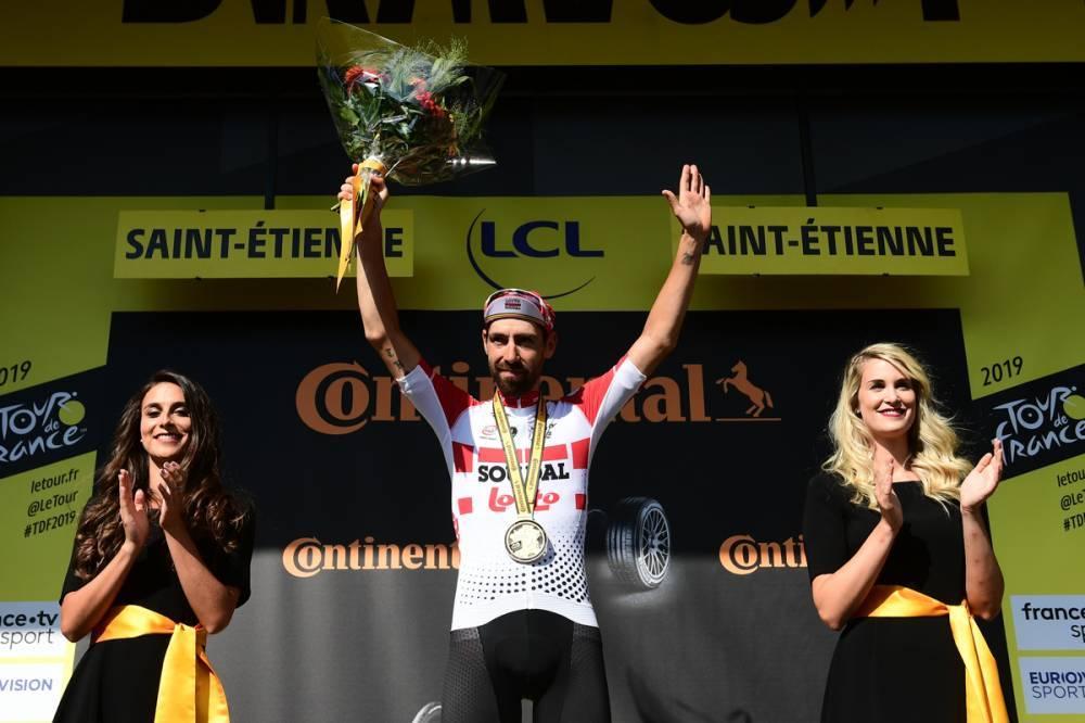 Tour d'Espagne - Lotto Soudal avec De Gendt et 3 néophytes