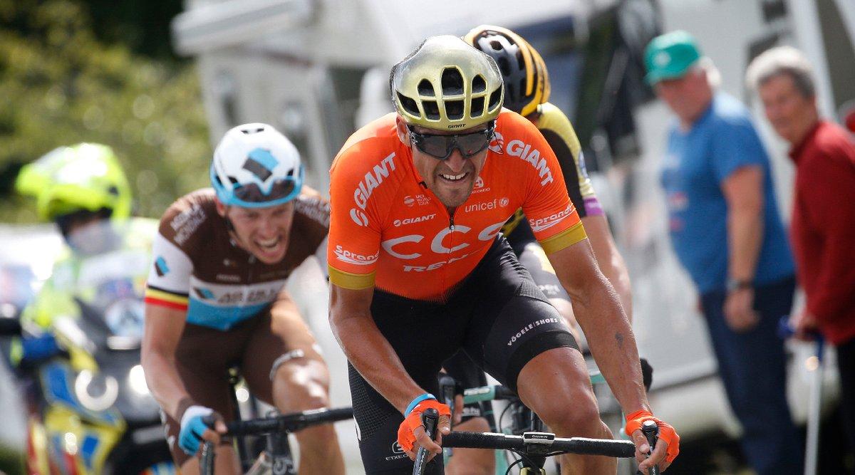 BinckBank Tour  - Greg Van Avermaet  : 'Heureux de ma forme'