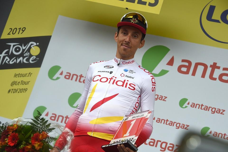 Tour d'Espagne - Rossetto remplace Le Turnier chez Cofidis