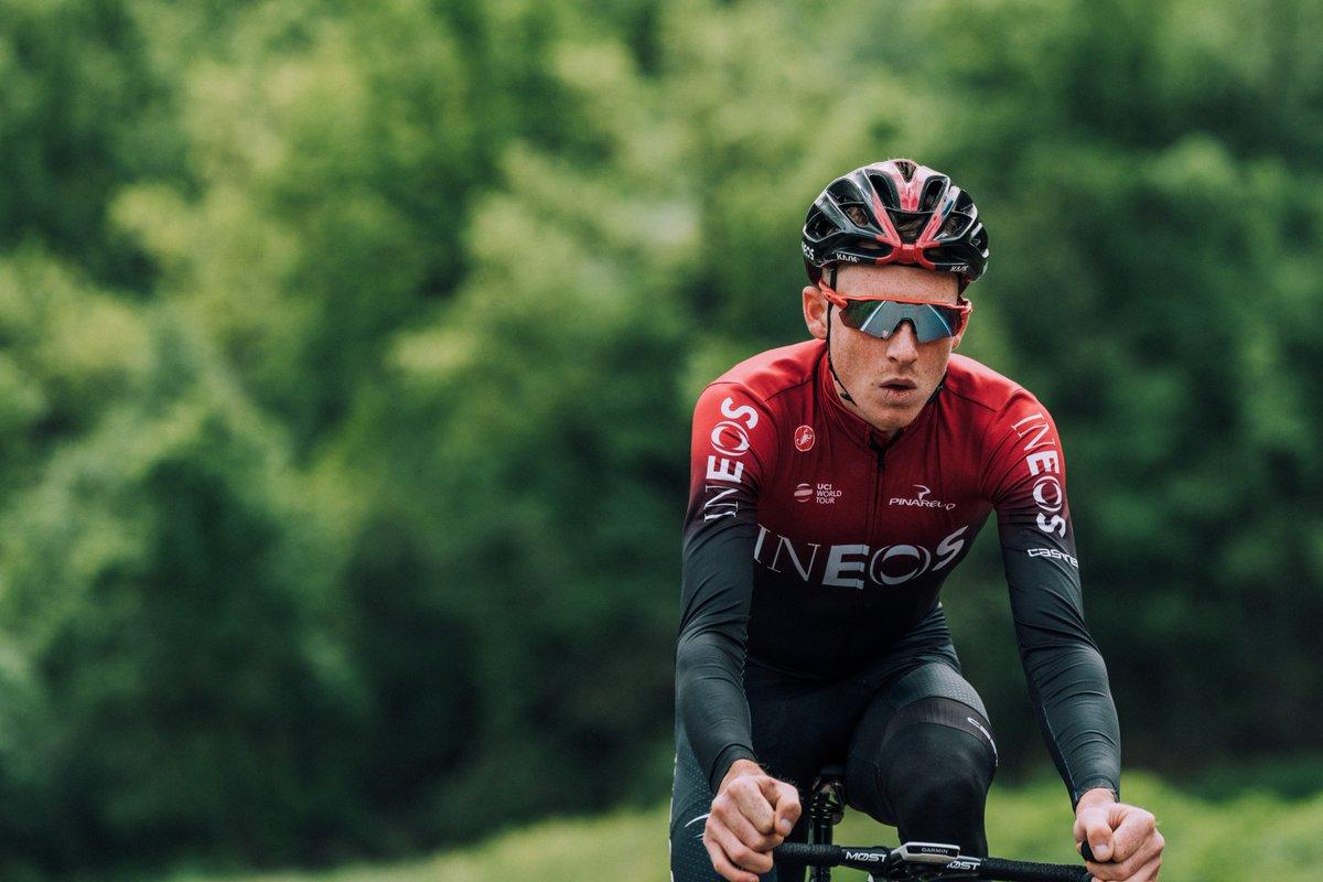 Tour d'Espagne - INEOS derrière Poels et Geoghegan Hart
