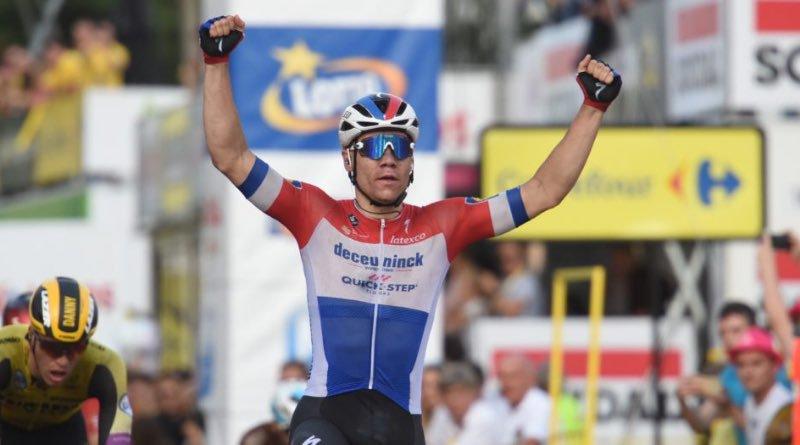 Tour d'Espagne  - Jakobsen : «On a peut-être été trop gentil»