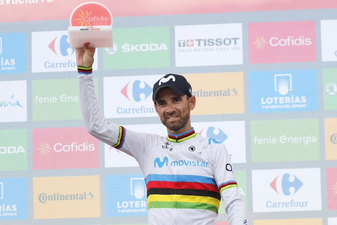 Tour d'Espagne - Alejandro Valverde... l'homme de La Vuelta