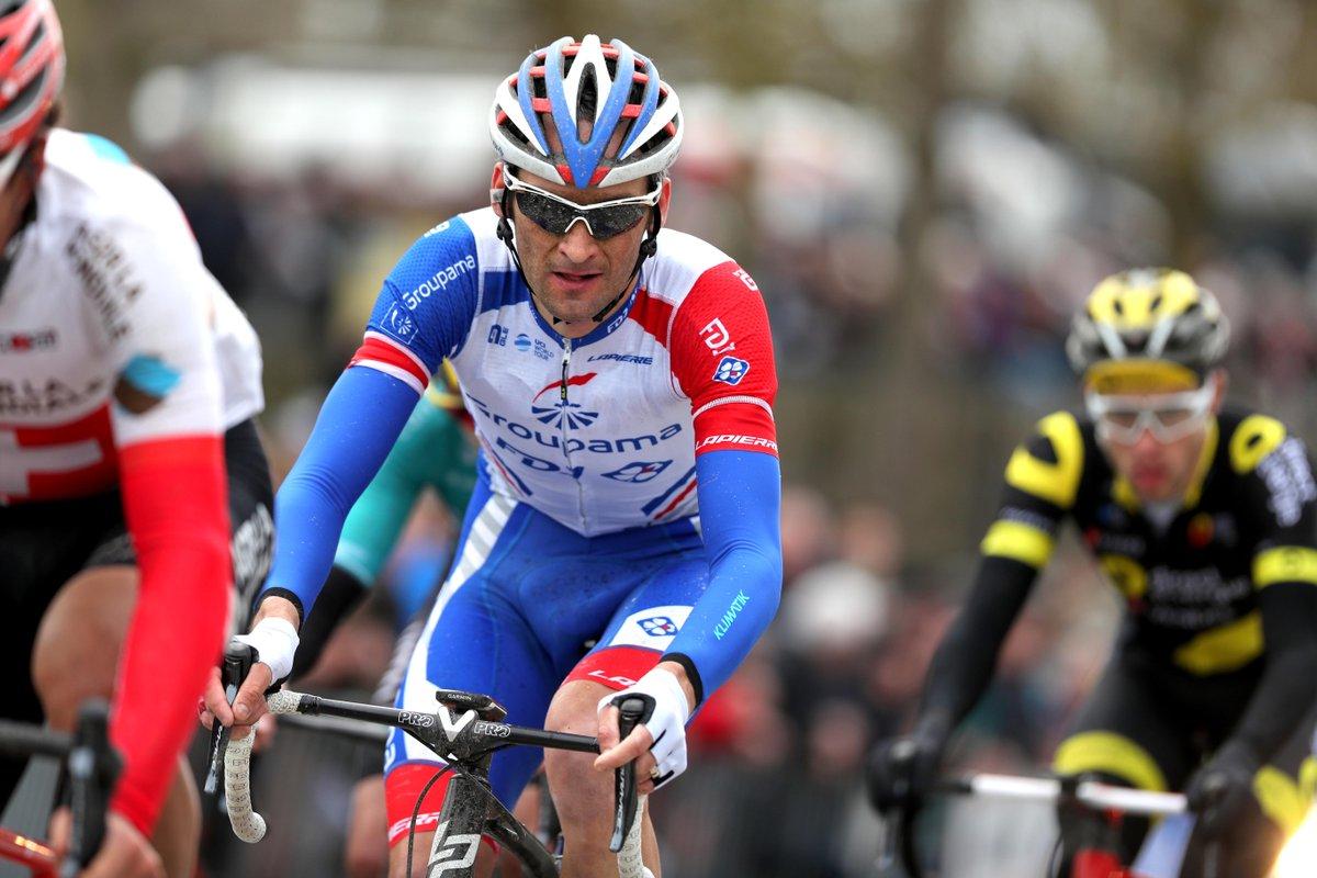 Route - Marc Madiot rend hommage à la carrière de Vaugrenard
