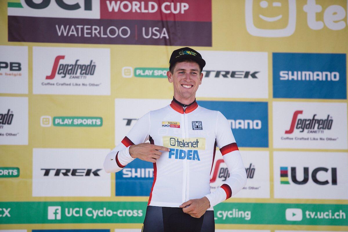 Cyclo-cross - Coupe du monde de cyclo-cross : le calendrier