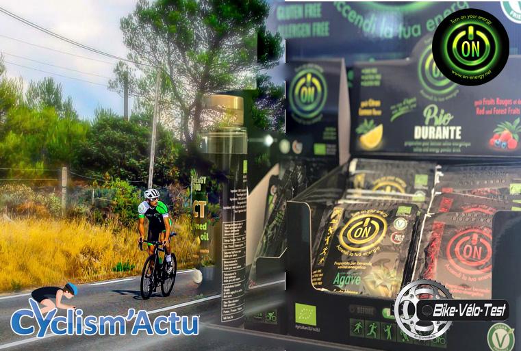 Bike Vélo Test - Cyclism'Actu a testé la 'Bio Energy Food'
