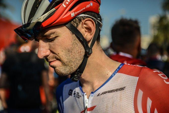 Tour d'Espagne - B. Thomas se retire au matin de la 12e étape