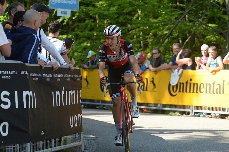 Route - Deux coureurs prolongés par l'équipe Trek-Segafredo