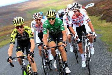 Tour de Grande-Bretagne - Trentin : 'Pas un jour de répit'