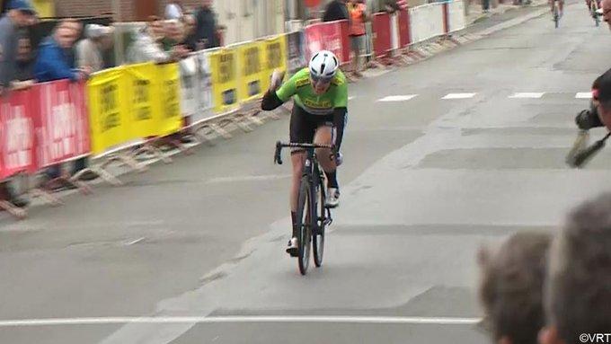 Lotto Belgium Tour - Mieke Kröger frustre Audrey Cordon-Ragot