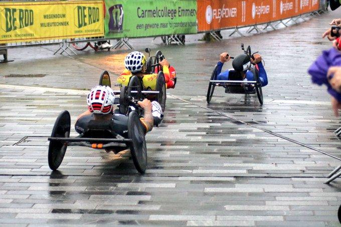 Paracyclisme - Le premier titre des Mondiaux pour l'Italie