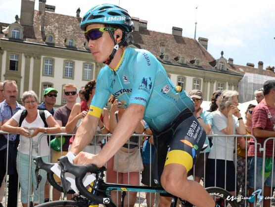 Tour d'Espagne - Lopez est lancé «à fond dans la bagarre»