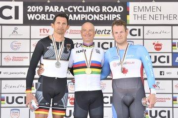 Mondiaux - Paracyclisme - Les résultats de jeudi à Emmen