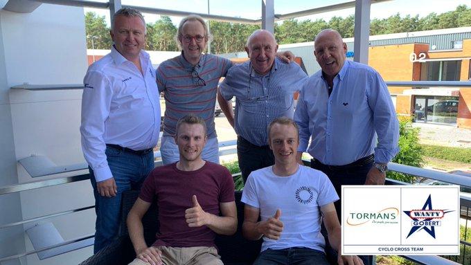 Transfert - Hermans et Van Kessel rejoignent Wanty-Gobert