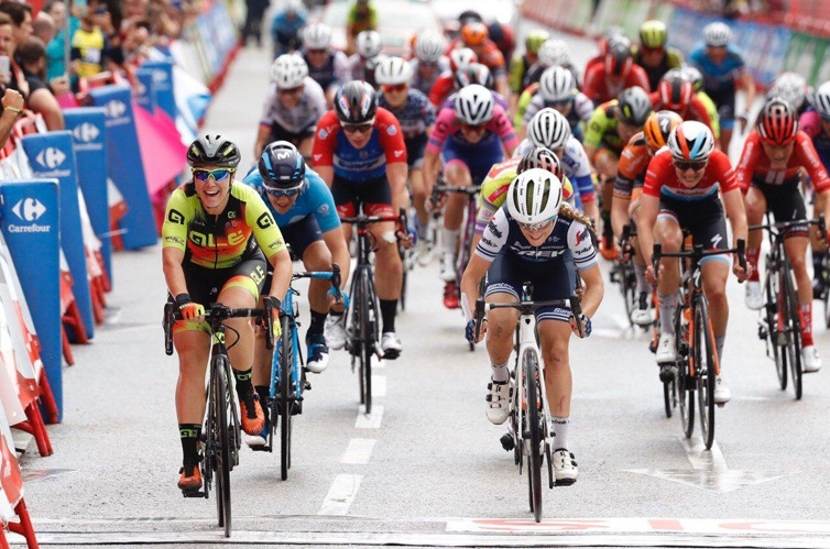 Madrid Challenge by la Vuelta - Hosking et Brennauer gagnent