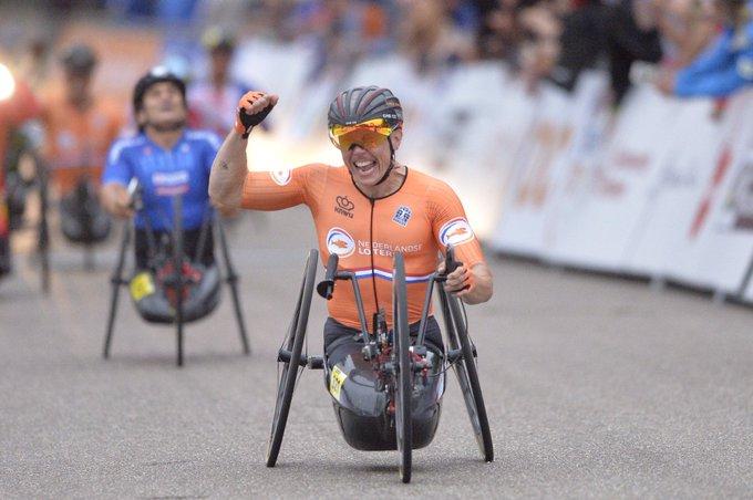 Mondiaux - Paracyclisme - Tous les résultats à Emmen