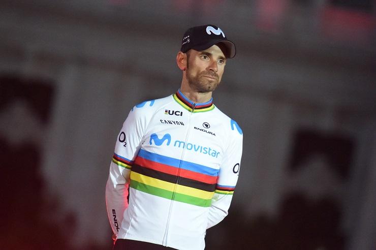 Route - Alejandro Valverde remporte la Coupe d'Espagne