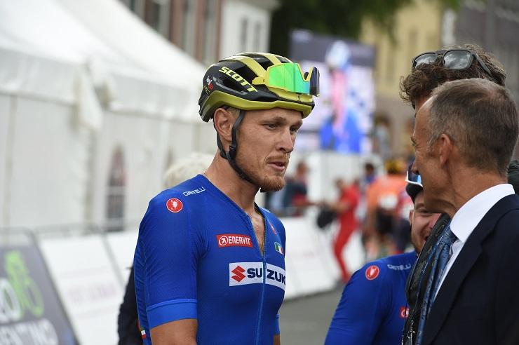 Trofeo Matteotti - Matteo Trentin gagne, Fabien Doubey 4e