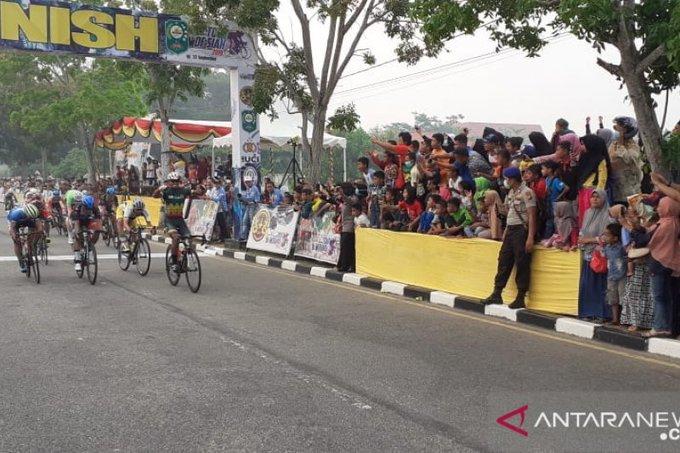 Tour de Siak - Fathoni conclut, Mazuki remporte le général
