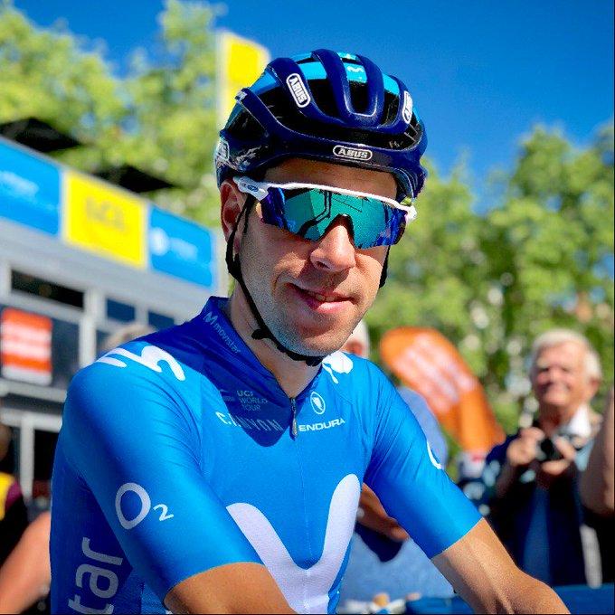 Route - Eduardo Sepulveda reste chez Movistar pour 2020