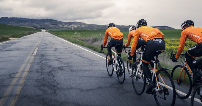 Route - Fundacion Euskadi sera en Continental Pro en 2020