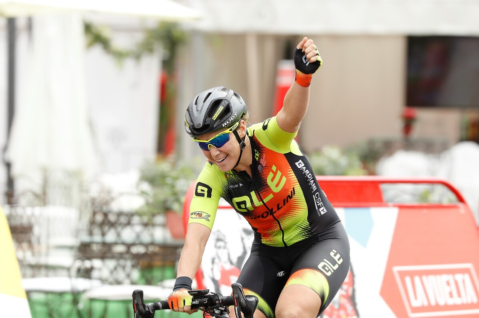 Transfert - Chloe Hosking quitte Alé Cipollini pour Rally UHC