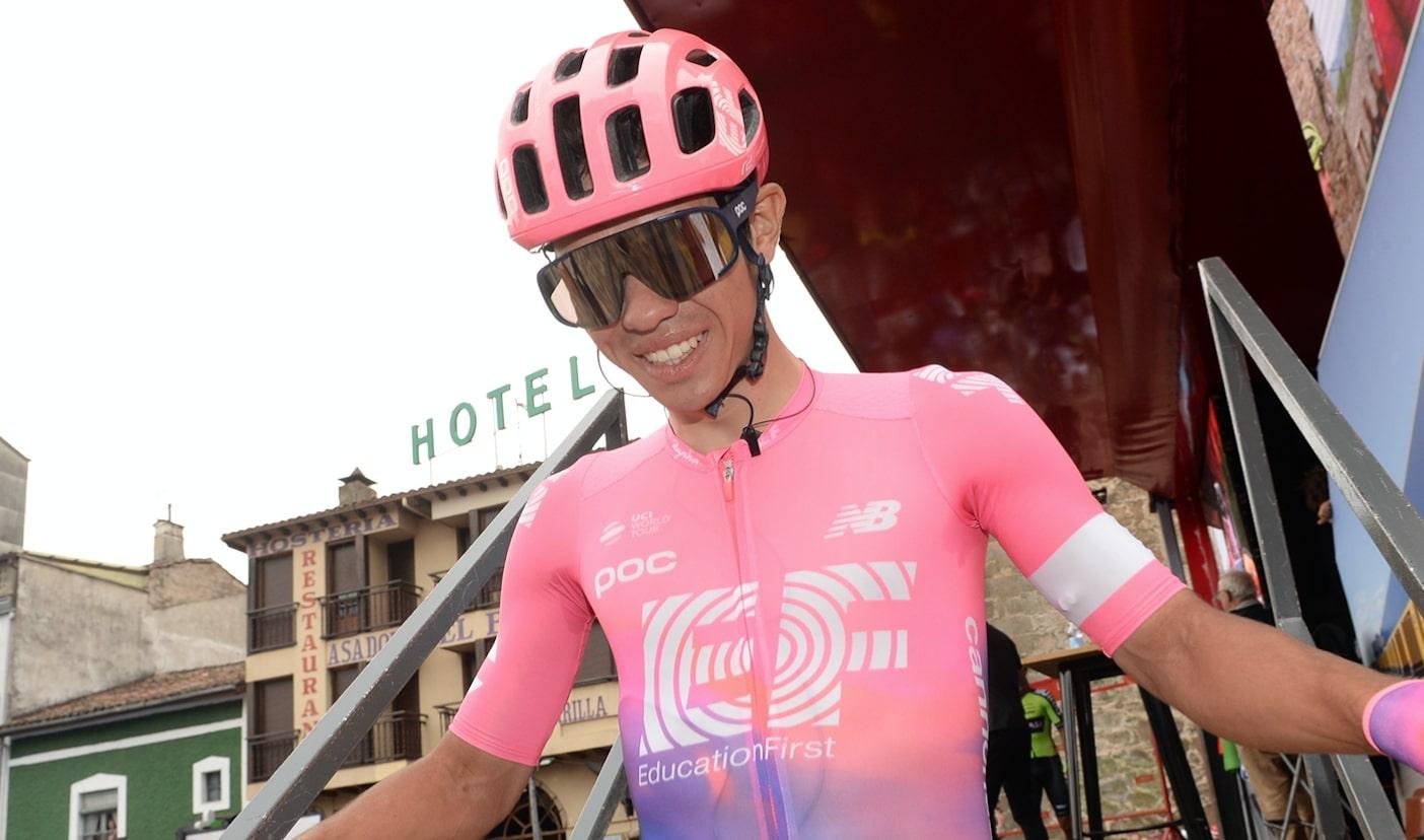 Route - Sergio Higuita veut être un coureur à la Valverde