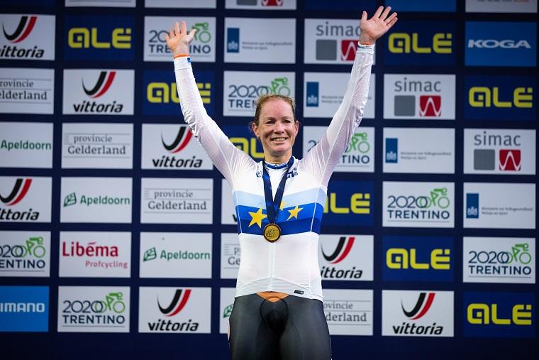 Piste - Europe - Kirsten Wild remporte l'omnium, Kenny 2e