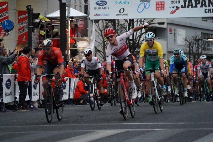 Japan Cup - Theuns s'offre le critérium devant Colbrelli