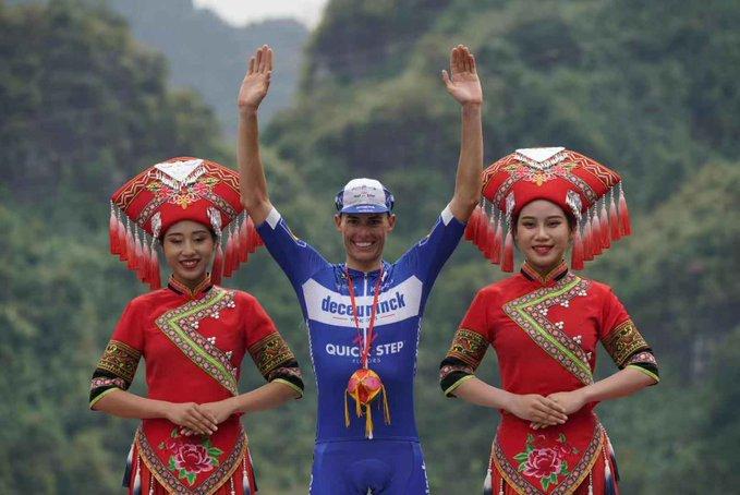 Tour de Guangxi - Mas : 'Une belle façon de dire au revoir'