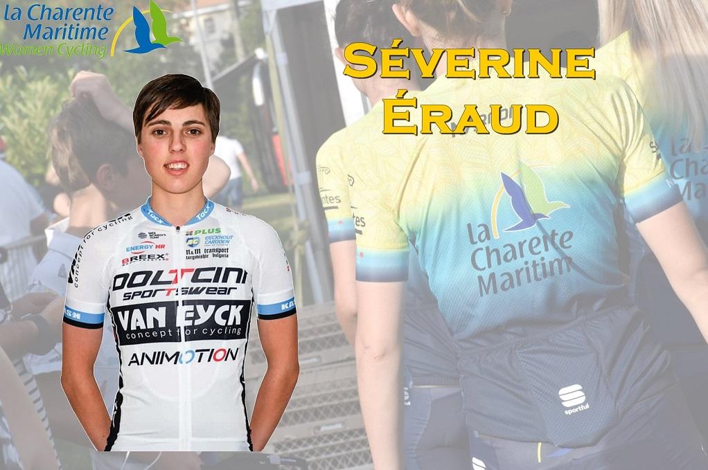 Transfert - Séverine Éraud rejoint La Charente-Maritime