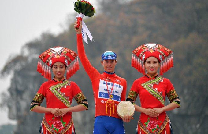 Tour de Guangxi - Mas : «C'était une course mémorable»