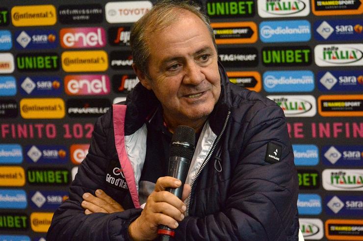 Tour d'Italie - Vegni présente la recette 'd'un grand Giro'